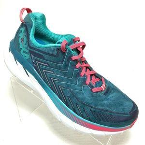 HOKA ONE ONE Clifton 4 Womens 9.5 Running Shoes